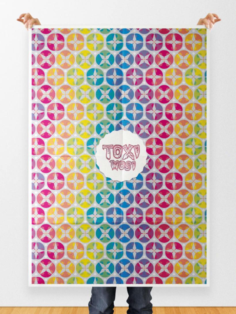 Pattern Design: Pai Pai 2