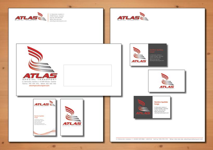 Diseño papelería 10