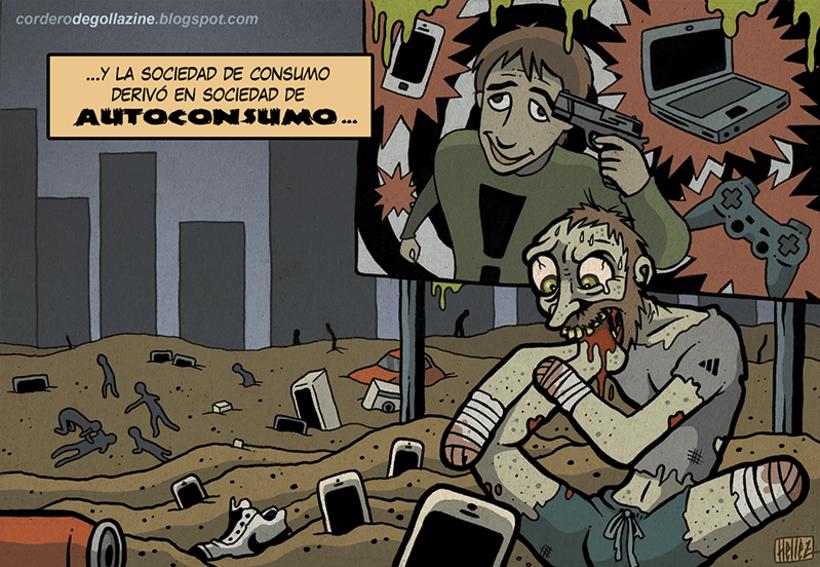 Cordero Degollazine - Humor Gráfico, Absurdo & More 48