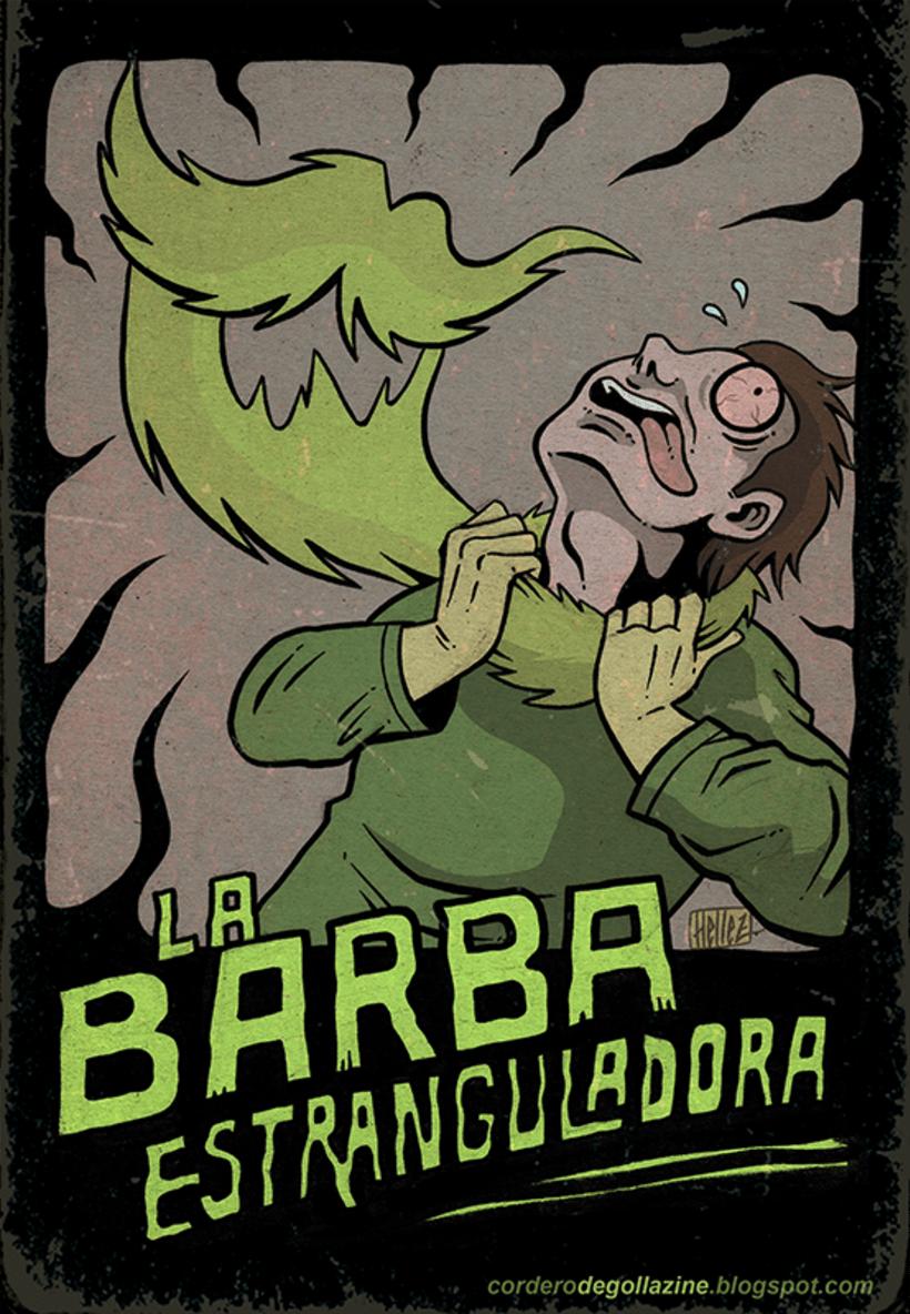 Cordero Degollazine - Humor Gráfico, Absurdo & More 47