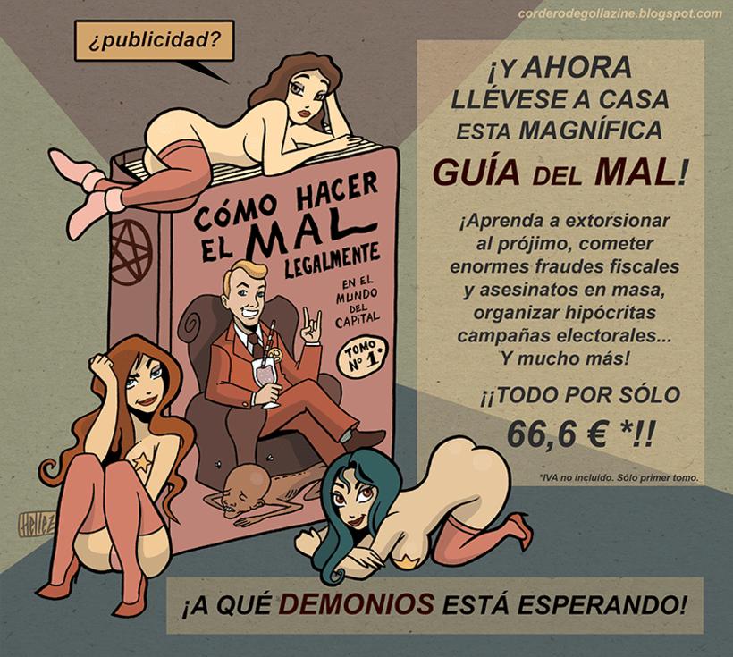 Cordero Degollazine - Humor Gráfico, Absurdo & More 42