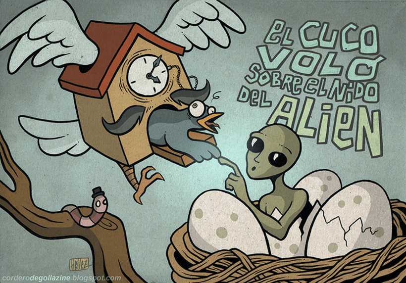Cordero Degollazine - Humor Gráfico, Absurdo & More 40