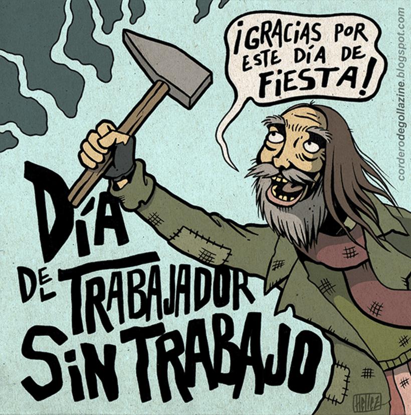 Cordero Degollazine - Humor Gráfico, Absurdo & More 34