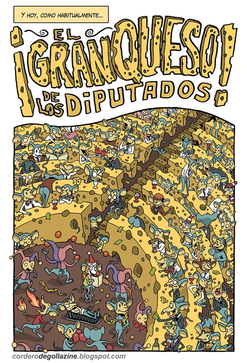 Cordero Degollazine - Humor Gráfico, Absurdo & More 28