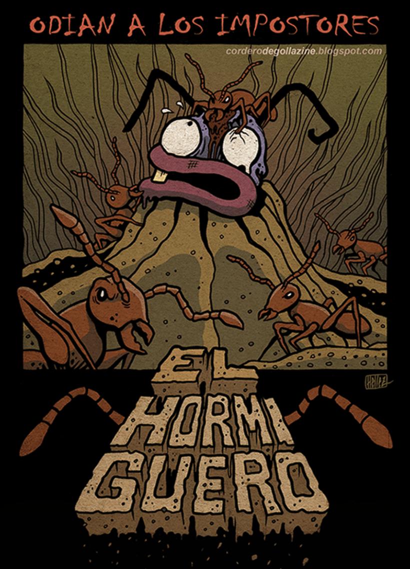 Cordero Degollazine - Humor Gráfico, Absurdo & More 26