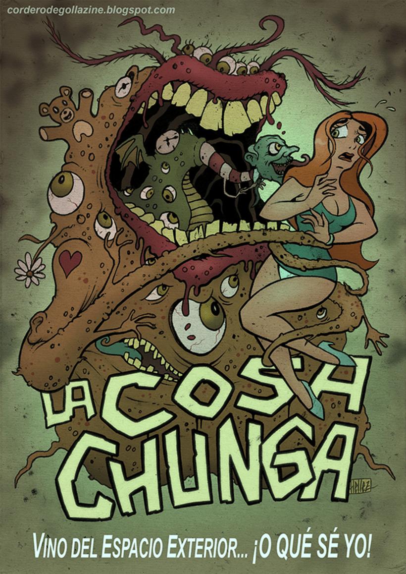 Cordero Degollazine - Humor Gráfico, Absurdo & More 24