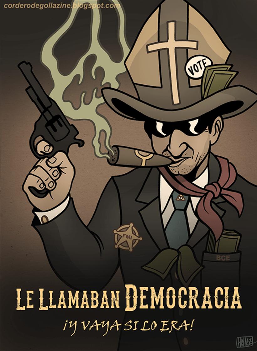 Cordero Degollazine - Humor Gráfico, Absurdo & More 22