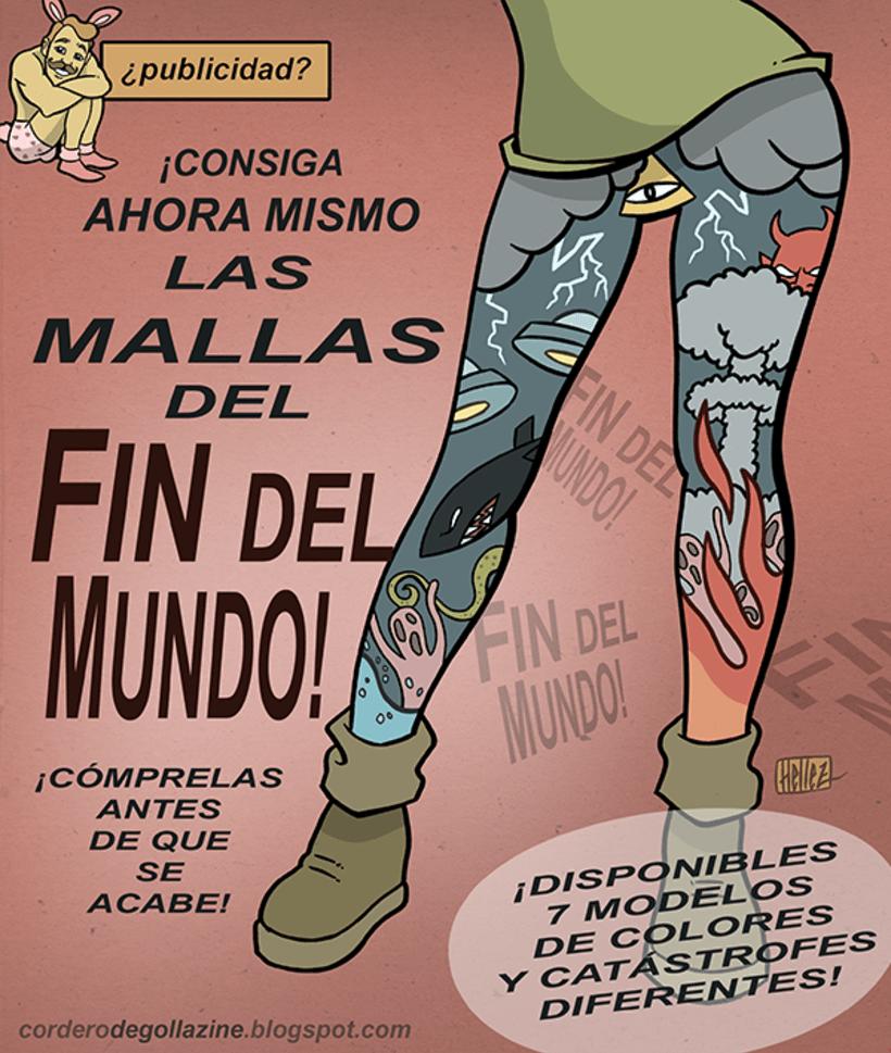 Cordero Degollazine - Humor Gráfico, Absurdo & More 20