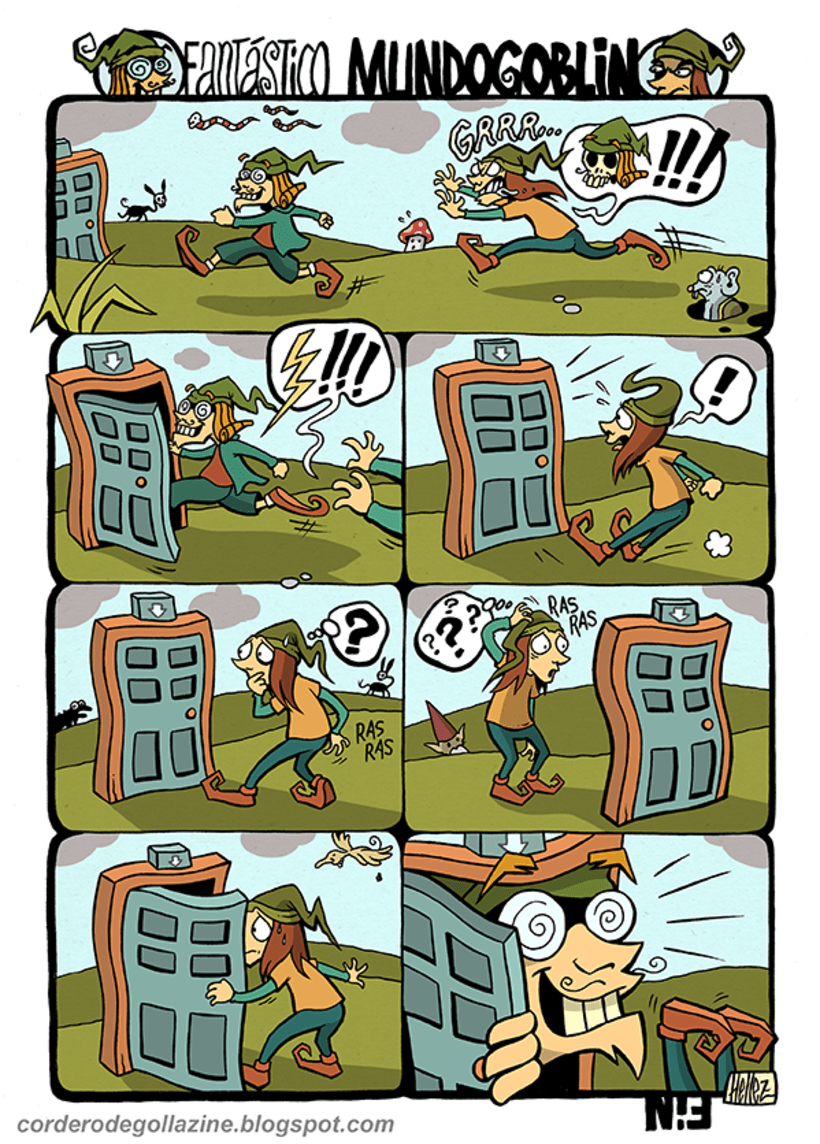 Cordero Degollazine - Humor Gráfico, Absurdo & More 16
