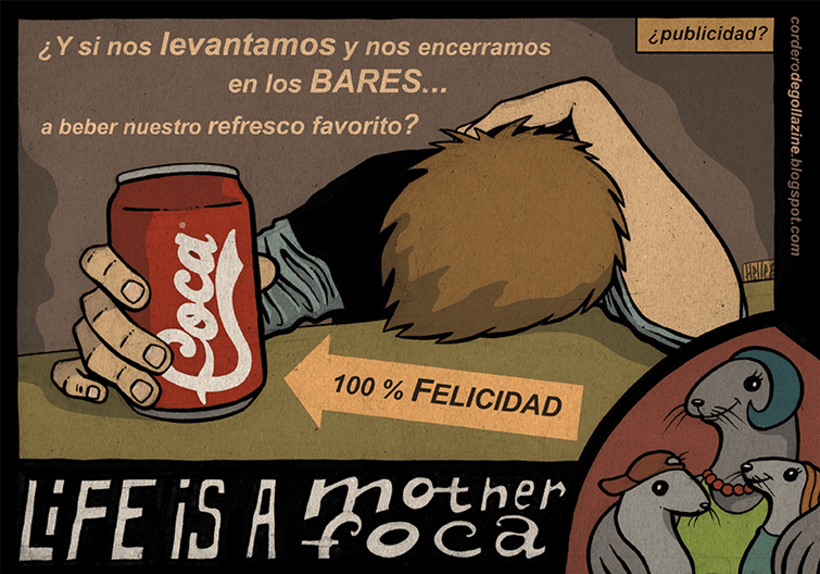 Cordero Degollazine - Humor Gráfico, Absurdo & More 15