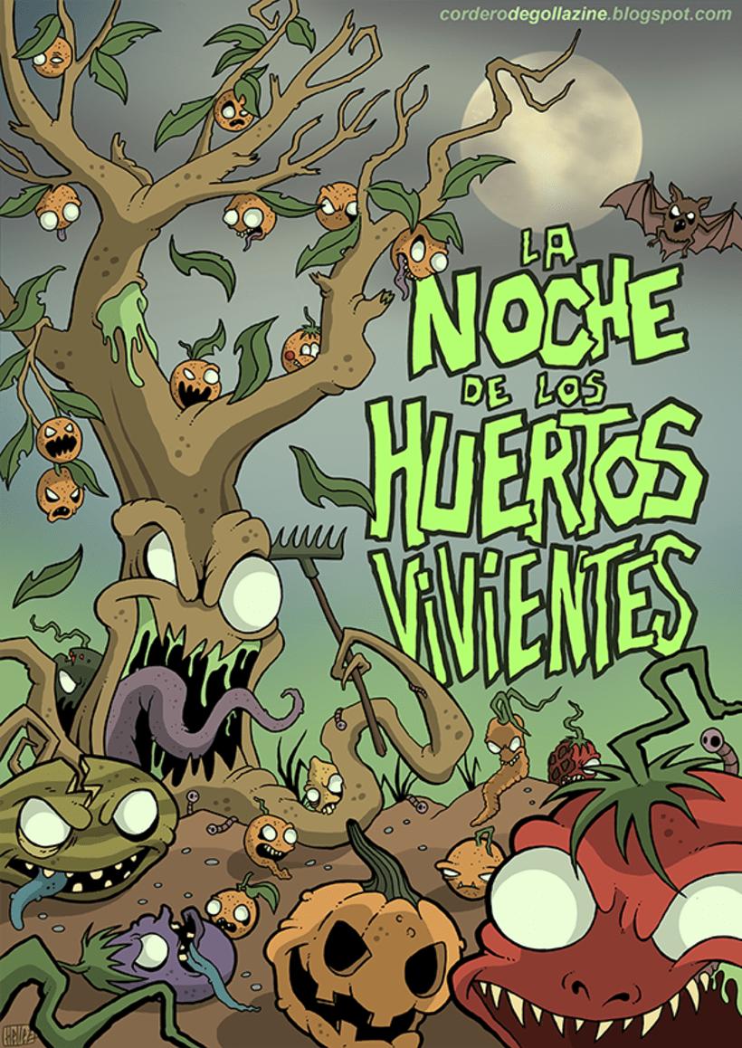 Cordero Degollazine - Humor Gráfico, Absurdo & More 12