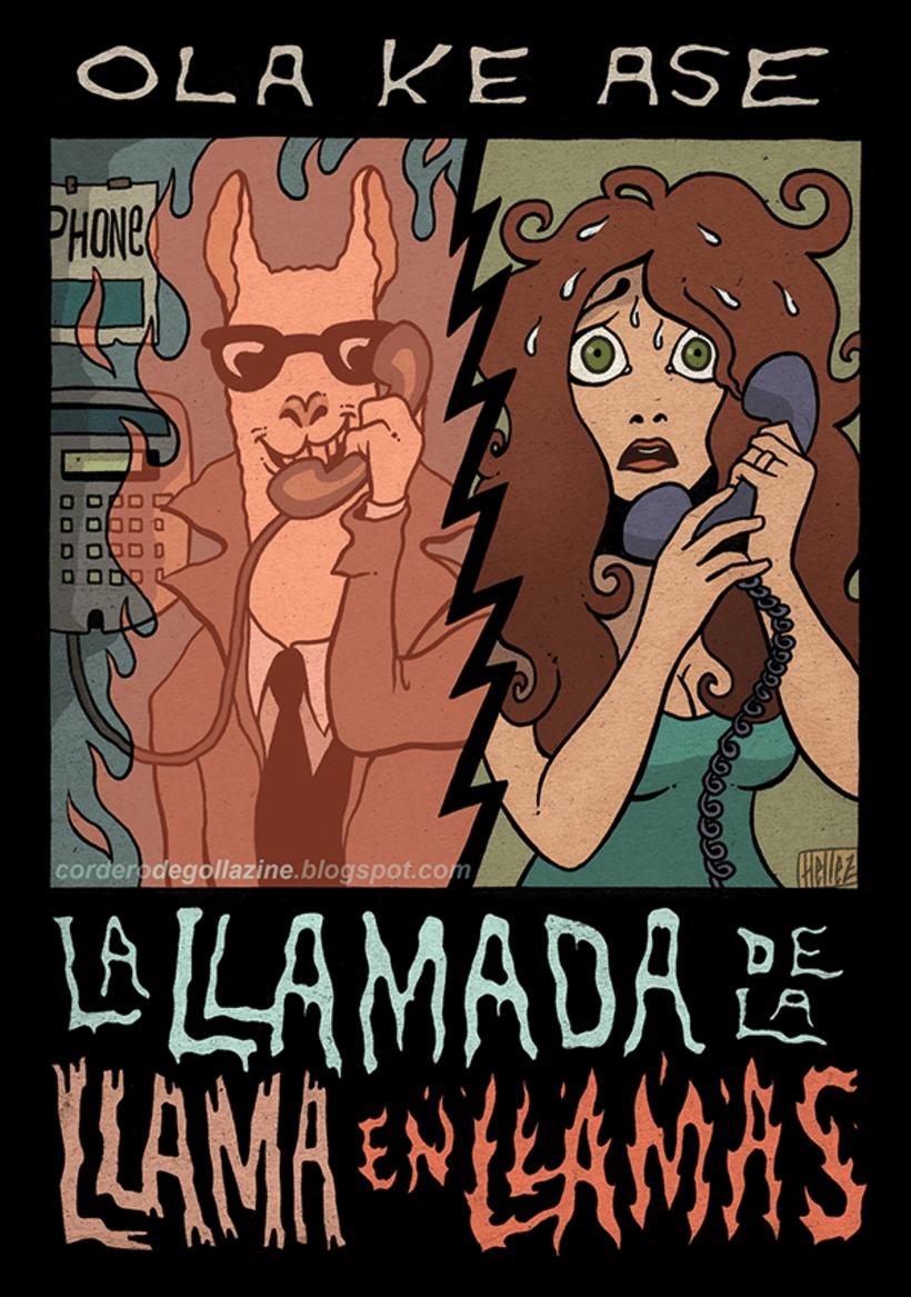 Cordero Degollazine - Humor Gráfico, Absurdo & More 10