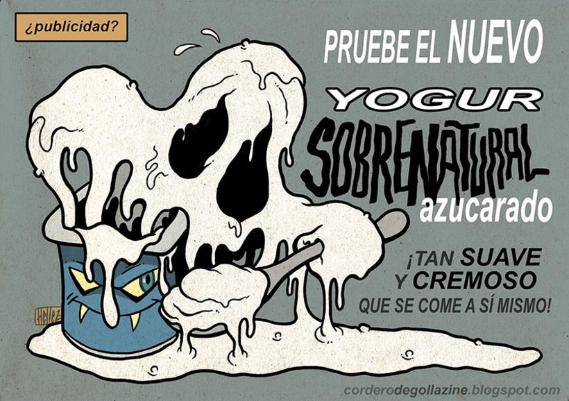 Cordero Degollazine - Humor Gráfico, Absurdo & More 1
