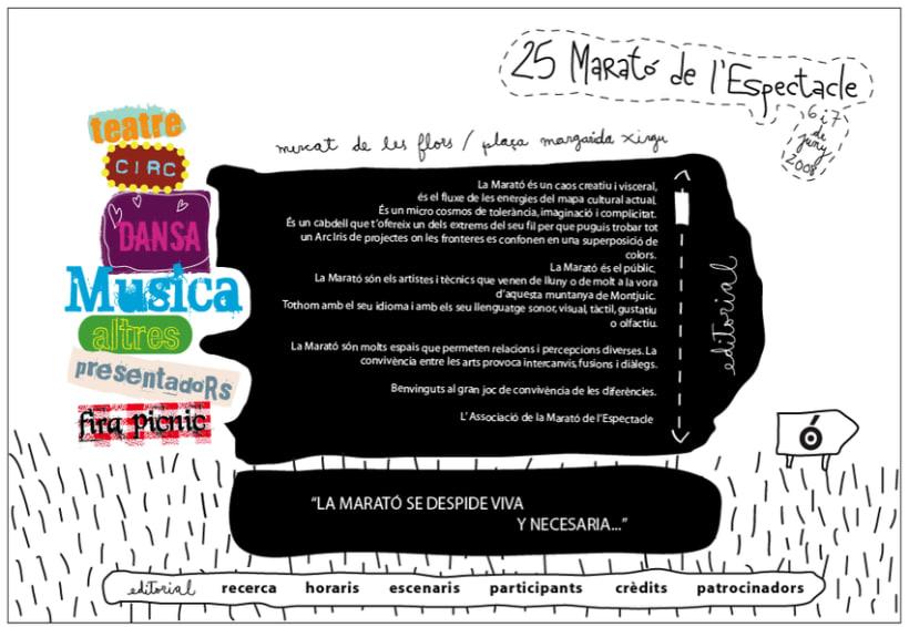 25 Marató de l'Espectacle 5