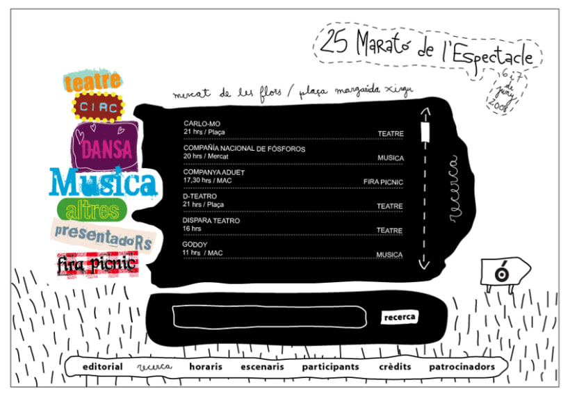 25 Marató de l'Espectacle 3