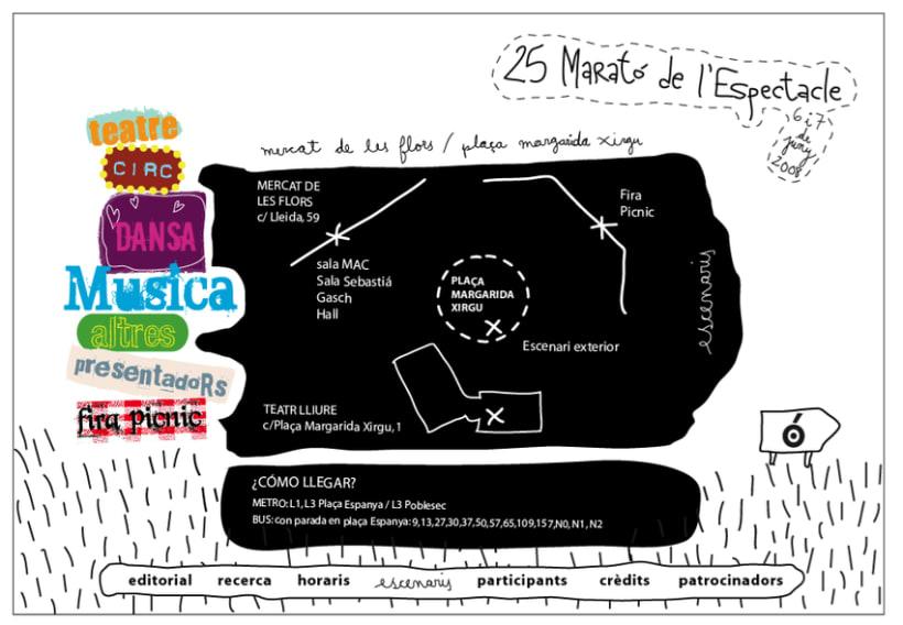 25 Marató de l'Espectacle 7