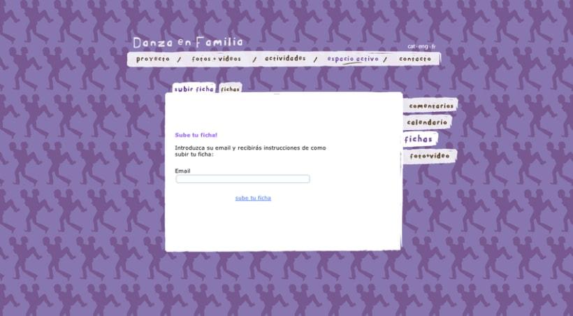 Web Danza en Familia 5