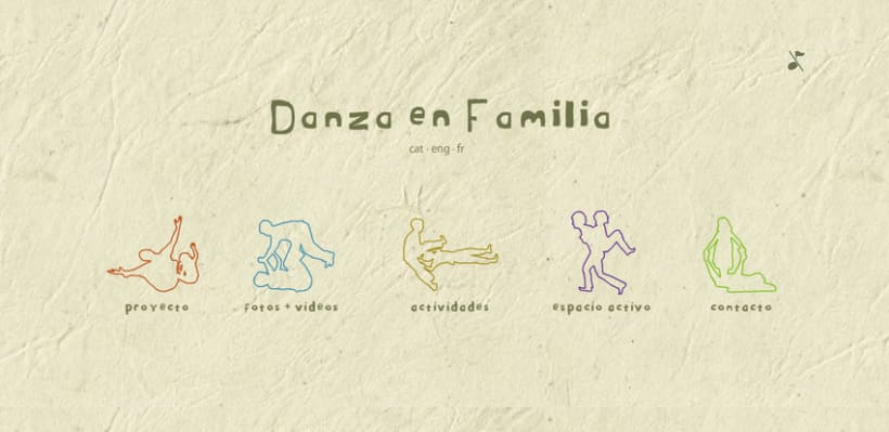Web Danza en Familia 1