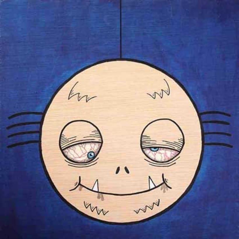 Pinturas de mascotas 12