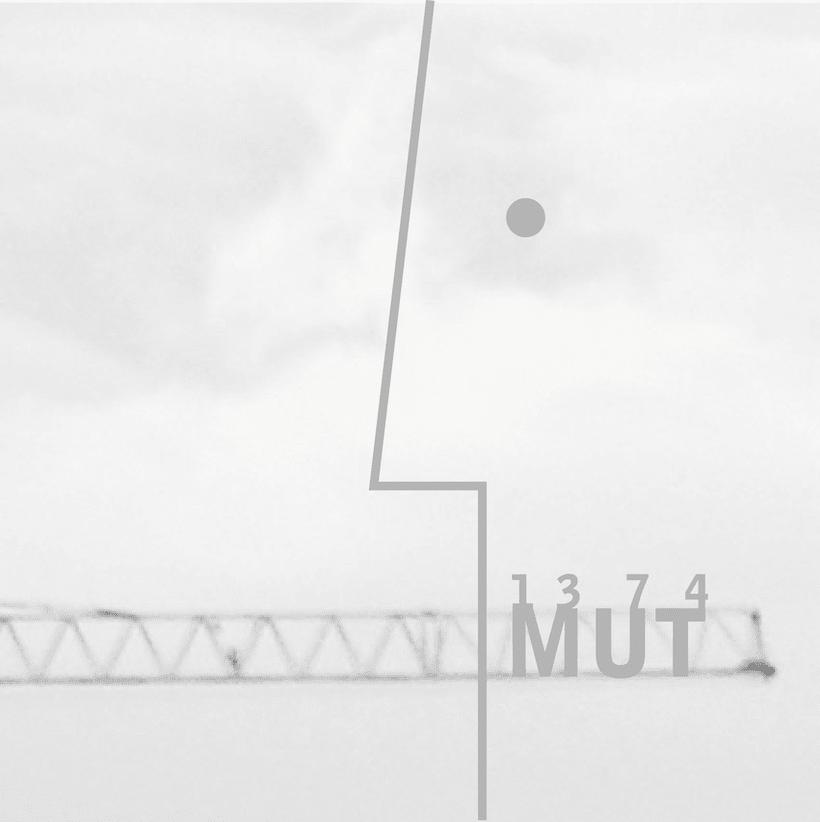 Diseño Portada Disco 'MUT Trio' 1