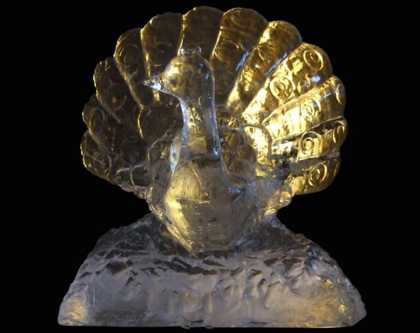 Escultura de hielo / ice sculpture 7
