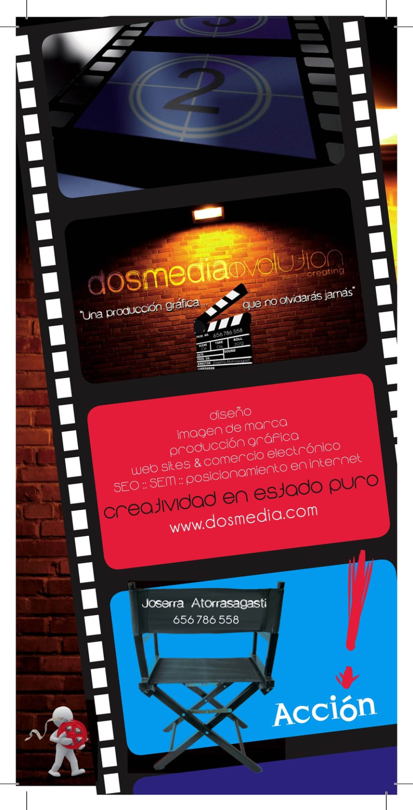 Flyer Productoras de cine 1