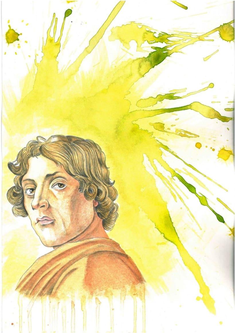 Ilustraciones para carta cocktelera inspirado en los sabores del cóctel 5