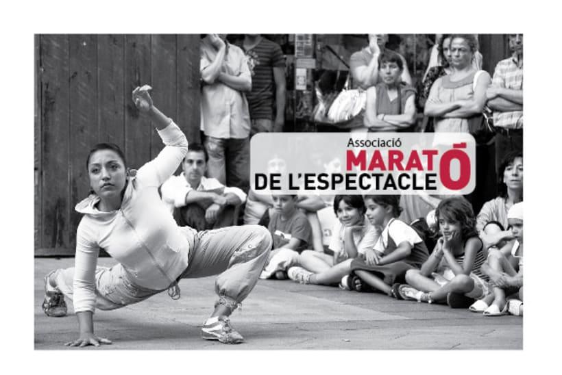 Tarjetas Visita Marató 5