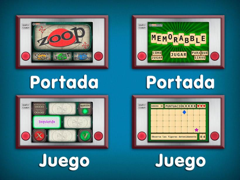 Juegos Unobrain  11