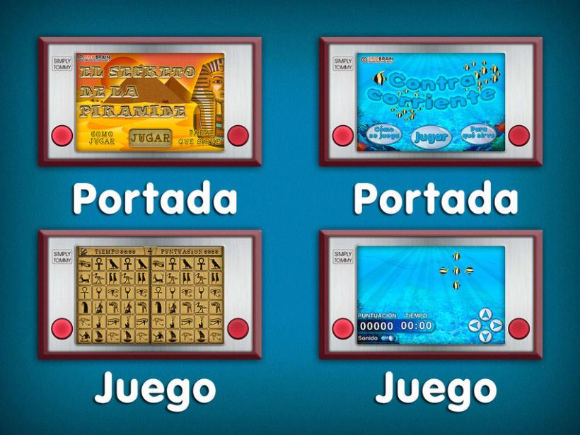 Juegos Unobrain  5