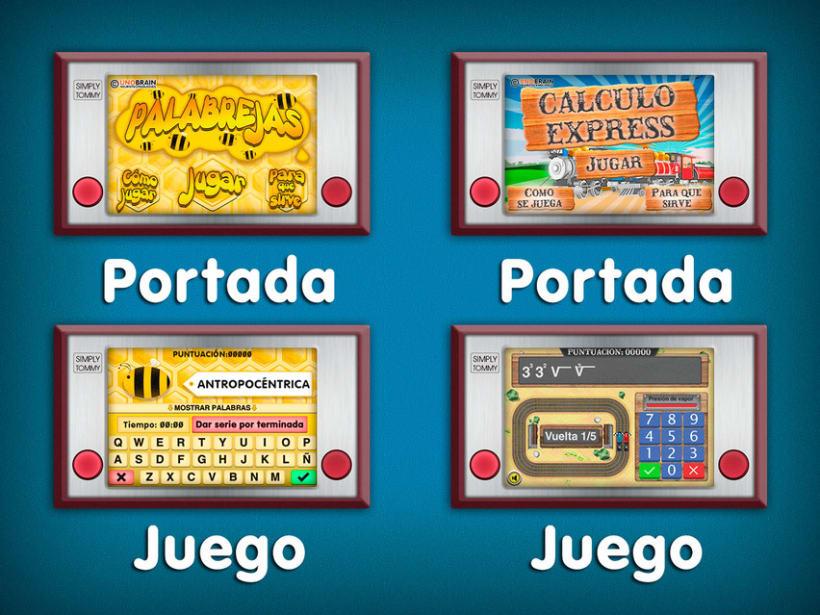 Juegos Unobrain  6
