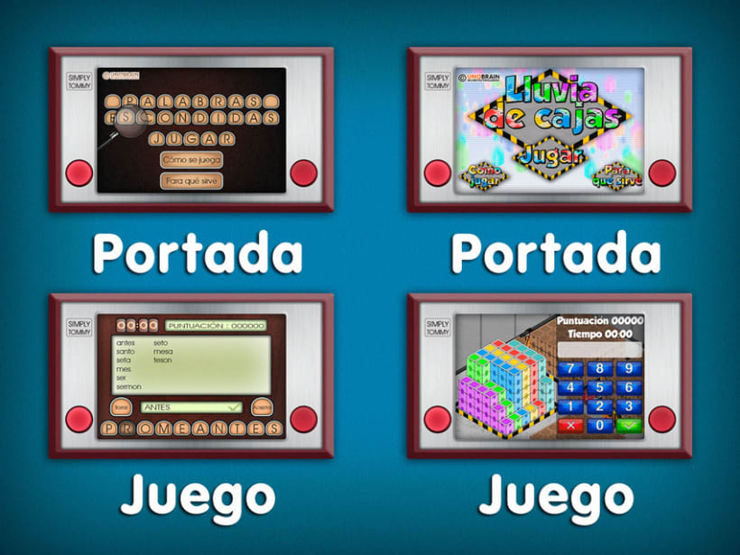 Juegos Unobrain  7