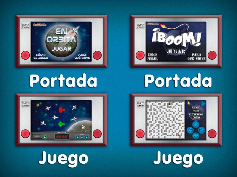 Juegos Unobrain  8