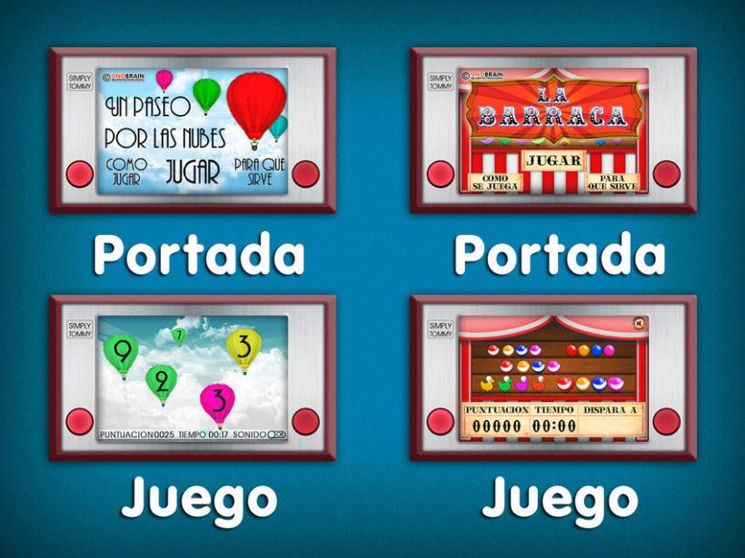 Juegos Unobrain  9