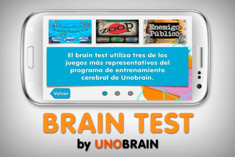 Android/iOS Unobrain App 4