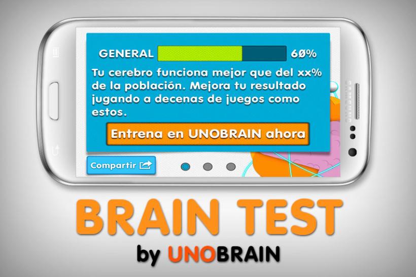 Android/iOS Unobrain App 7