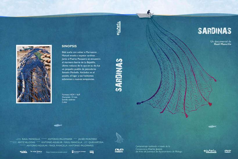 Cortometraje Sardinas 4