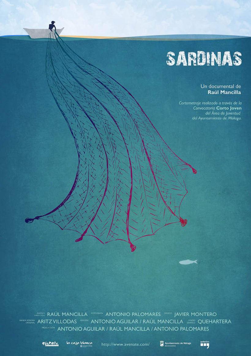 Cortometraje Sardinas 3