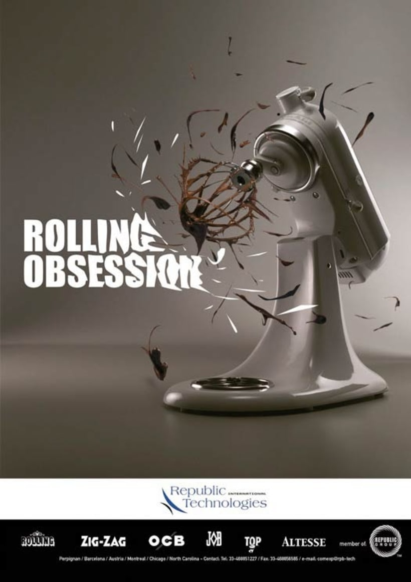 PDL Rolling Obsession 1