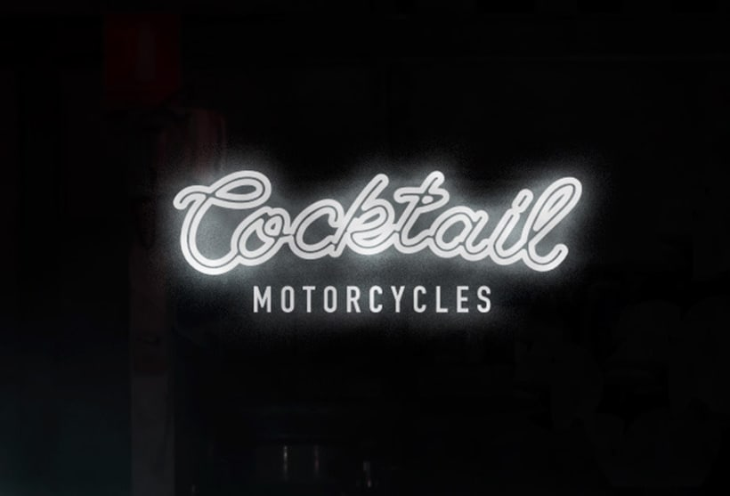 Cocktail Motorcycles 1