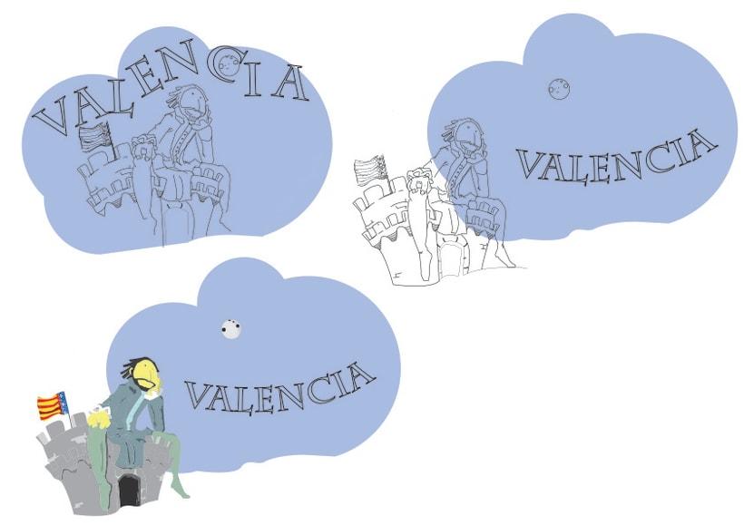 Camiseta Valencia Infantil 5