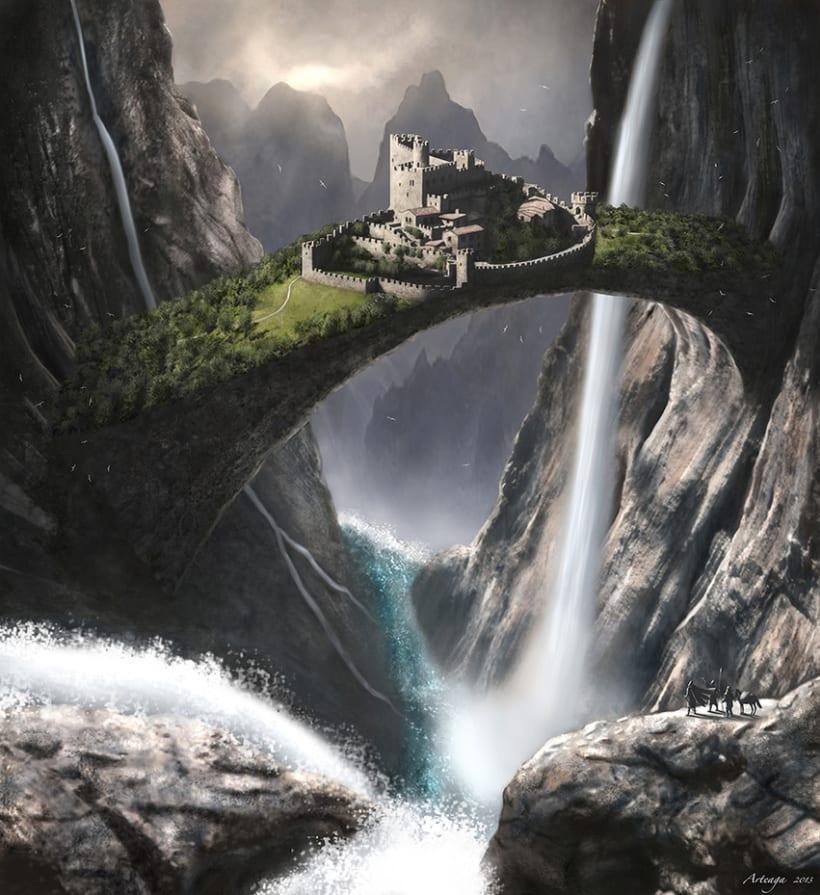 Ik-Zhar, la Roca de los Vientos 1