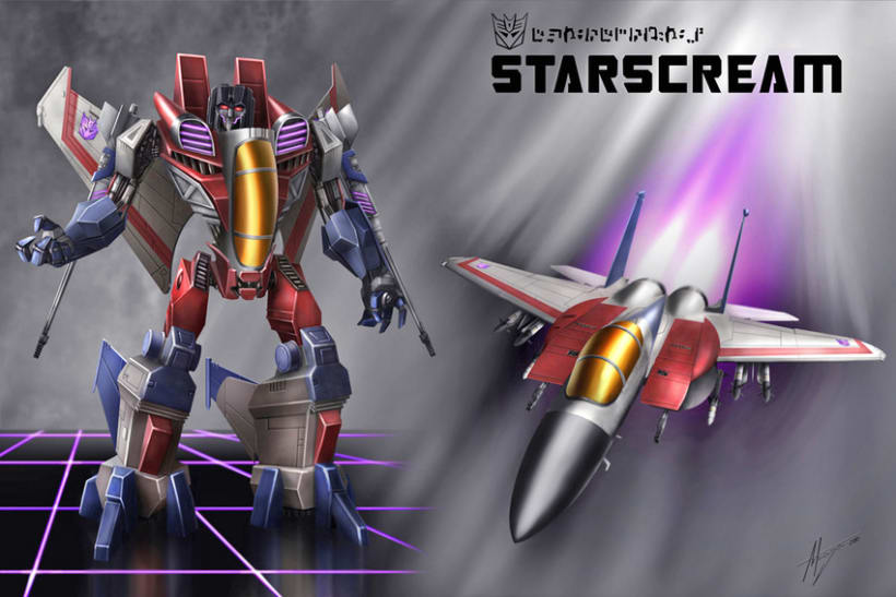 Starscream 1