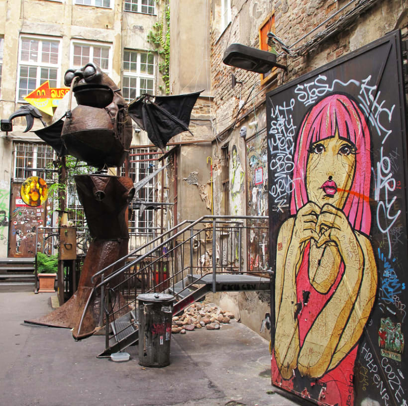 Berlin,Urban Art. 4