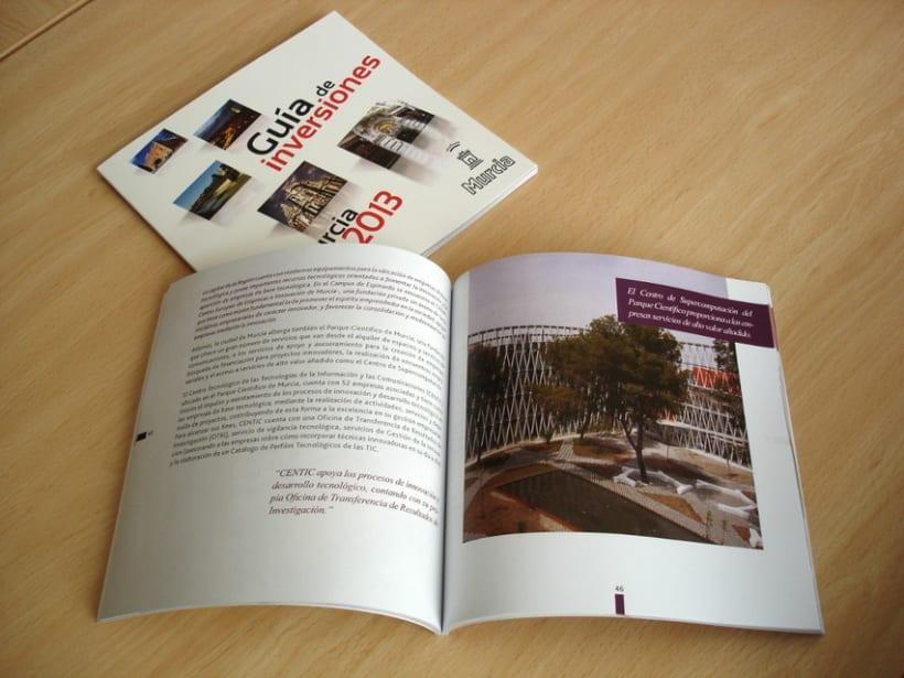 Guía de inversiones de Murcia 2013 1