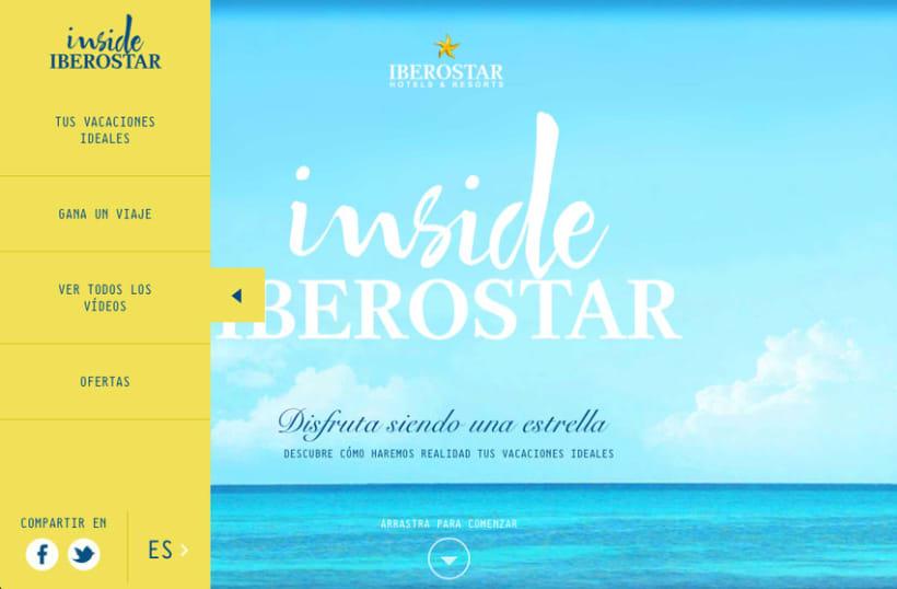 Inside Iberostar 2