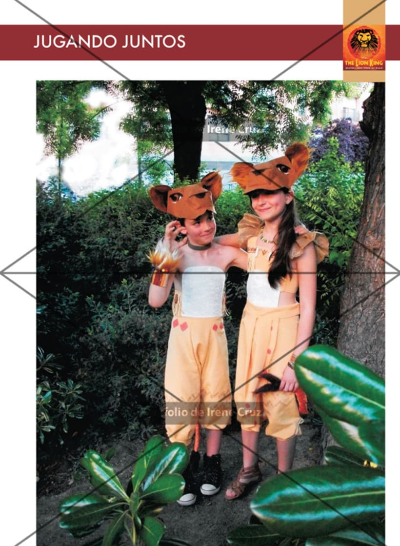 Theatrical Costume Design for Kids 26