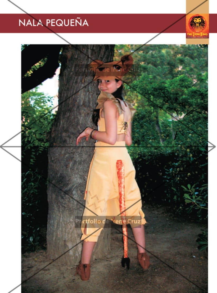 Theatrical Costume Design for Kids 20