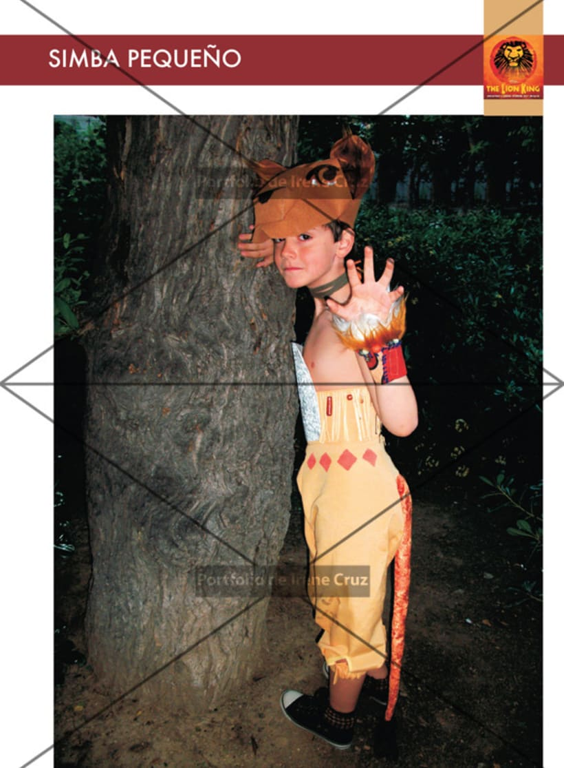 Theatrical Costume Design for Kids 18