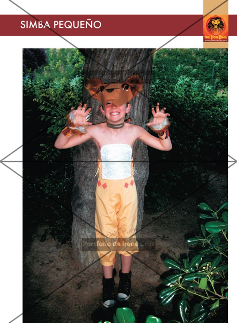 Theatrical Costume Design for Kids 17